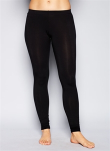 Svarta leggings, tights. K&US